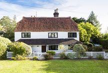 Stuart Cottage, Southborough, Kent / Beautiful Grade II listed detached house