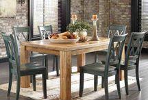 20 tables de cuisine rustiques incroyables pour votre cuisine