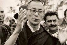 Dalai Lama/Gandhi
