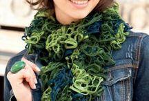Knitting, crochet & needlework