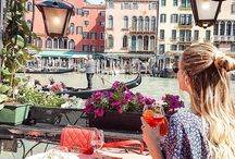Pictures to take in Venezia
