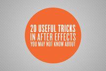 tutorials  after effect