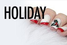 Holiday Nail Art & Nail Designs
