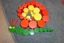 Montessori walce