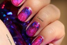 Gel Polish Nails! / by Nicole Prince
