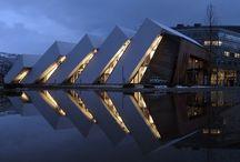 Volume architectural