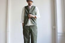 Men's style / Men's fashion