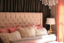DECOR - L.R. + K.L. Room / Room styles both my girls like for a big girl room redo