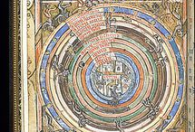 geocentric system / images of the universe centered on the earth