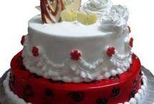 Send Cakes to Delhi Online from Zoganto