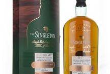 Glendullan single malt scotch whisky / Glendullan single malt scotch whisky