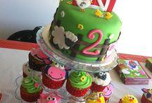 Old MacDonald Birthday Party