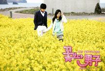Jeju Island / Kim Soeun & Kim Bum <3