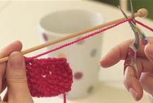 Knitting life!  / by Caitlin Urton