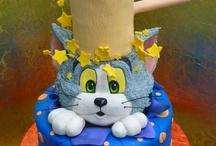cake ideas - tom & jerry