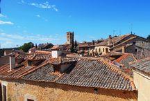 PEDRAZA / Imágenes de este pueblo de película. Algunas fotos del Castillo están tomadas de internet, ya que hay sitios donde no está permitido hacerlas