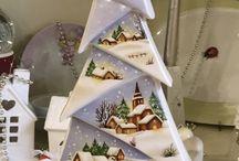 Ceramica natalizia