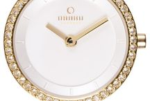 Obaku Damenuhren / Modisch und elegant, das sind Uhren von Obaku Denmark.