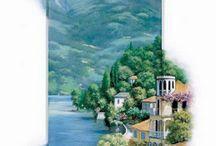 Peter Motz festmények / Peter Motz festményei