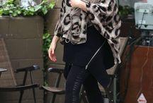 outfits con leopardo
