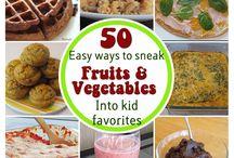 Fruit and Veg kids