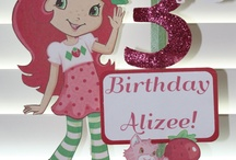 strawberry shortcake / by funky finds