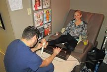Kim Foot And Ankle Patients! / Pictures of us doing what we love most - helping our amazing patients!