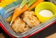 Lunchbox food ideas