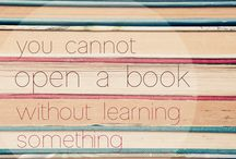 Learning / by Janice Badger