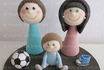 Objetos Personalizados de Porcelana Fría / Una muestra de objetos personalizados que podrás encontrar en nuestra web.