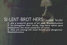 Shadowhunters vocabulary