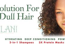 Natural Curly Kinky hair products