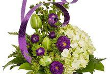 Aranjamente florale / Flori