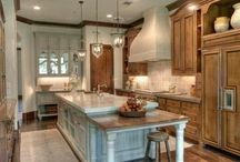 Sheryl's Kitchen Ideas / by Sharon Rose Berger