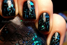 flitter nail art gallery by nded / flitter nail art gallery by nded