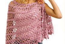 Crochet Atasan