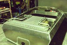 Alloy Boat Fabrication