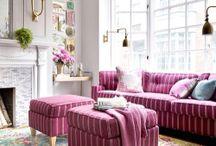 DECORANDO Salones y Comedores ( 1 ) / Decoración de salones, salas de estar, halles,  rincones de paso, comedores principales, ...