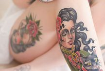 Thinking of ink / by Sasparilla Design