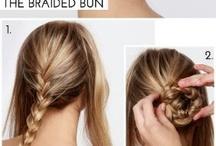hiukset ja kampaukset