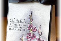 Stampin up / by Mary Booker