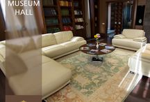 Vallex Garden Museum Hall / You can also find spacious, bright and cozy library at Vallex Garden Hotel.