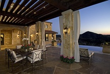 Outdoor Entertaining / Featuring various outdoor entertainment designs and layouts from properties represented by Hilton & Hyland
