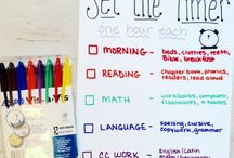 homeschool daily routines