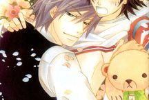 junjou romantica y sekaiichi hatsukoi / :3 yaoi ~