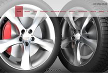 Automotive web design / Web designs that do the job for businesses in the automotive industry. From tyre shops and service centres to panel beater and accident repairers. Web Designs customised to each businesses individual needs.