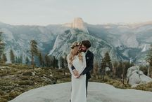 Destination Wedding Inspiration / Destination wedding and elopement photography inspiration for the adventurous couples.