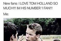 Tom Holland Memes