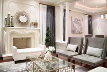 Transitional Elegant Homes