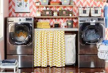 Laundry / Liven up your laundry room!  / by Uncle Bob's Self Storage